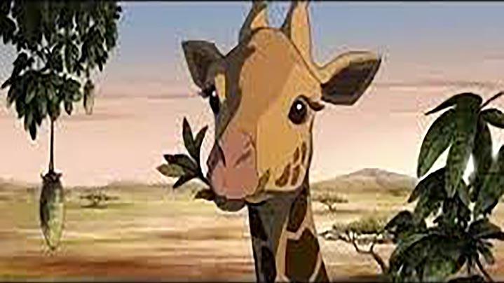 Bücür Zürafa Masalı 2
