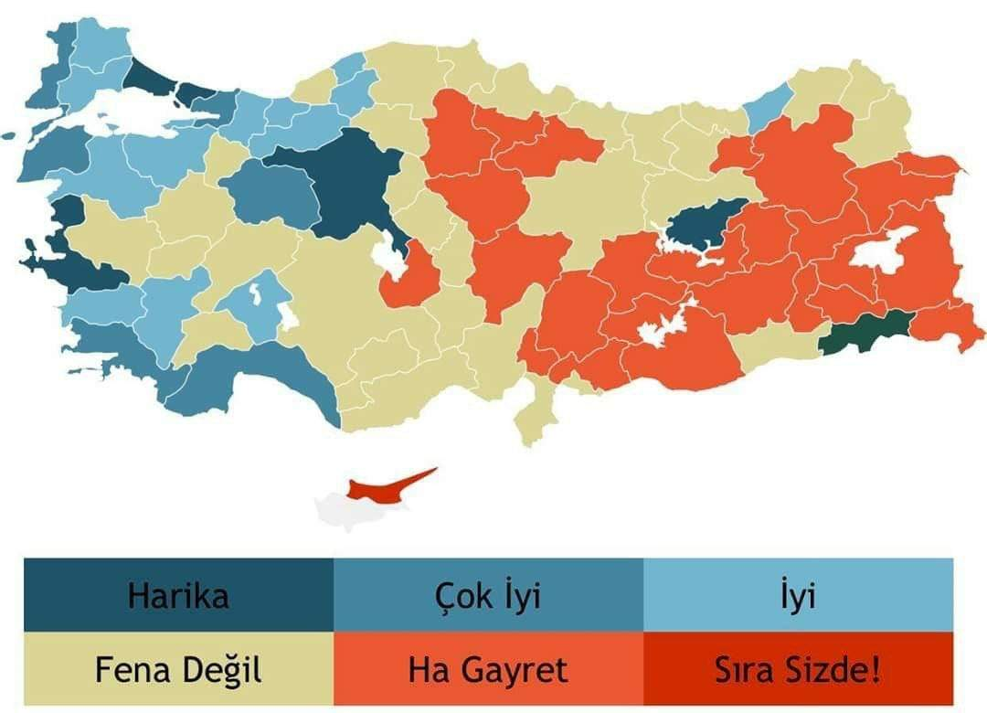 Türkiye Kitap okuma Haritası içinde Masal Okuma Oranı