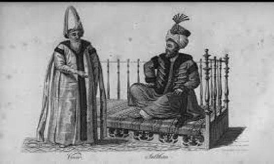 Kralın biri Sarayında Otururken