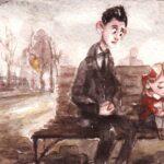 Kafka, Küçük Kız ve Oyuncak Bebeğin Güzel Hikayesi 36