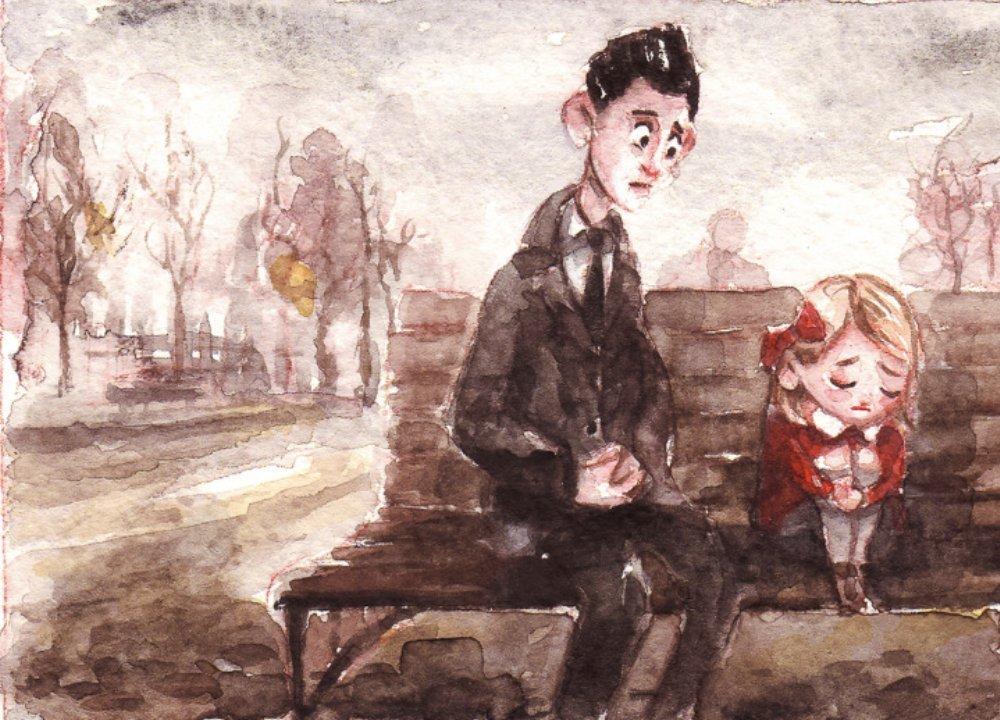 Kafka, Küçük Kız ve Oyuncak Bebeğin Güzel Hikayesi 1